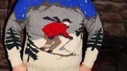INSOLITE: Les chandails les plus laids du Temps des Fêtes
