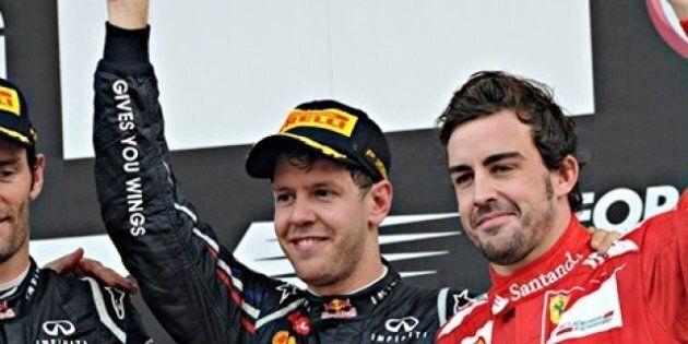 Grand Prix de Corée du Sud: Vettel s'envole, Alonso sans