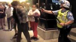 La policière Stéfanie Trudeau menacée