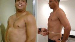 Comment Ronaldo a perdu 17 kilos à la télé