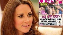 Kate seins nus: le magazine devra remettre les