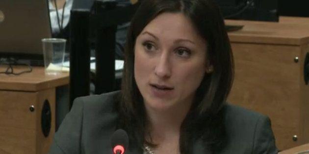 Une criminologue italienne expose l'ABC de la