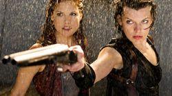 «Resident Evil» en tête du