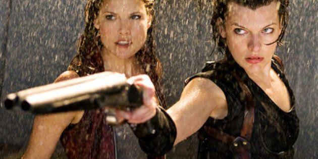 Box-office nord-américain: «Resident Evil» en tête cette