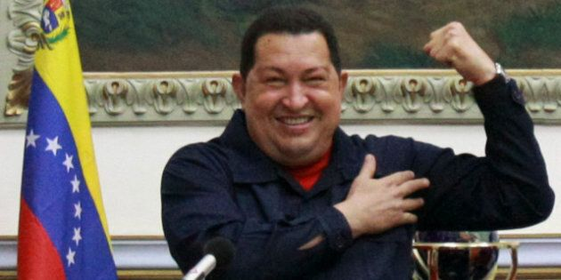 Présidentielle au Venezuela: Chavez en tête des premiers sondages