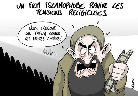 Un film anti-islam embrase le monde