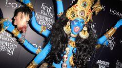 Top 10 des plus beaux costumes des stars pour l'Halloween (VIDÉO,