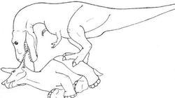 Comment manger un tricératops en 4 étapes