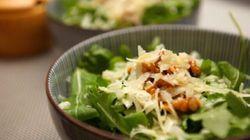 Les salades vertes les plus santé