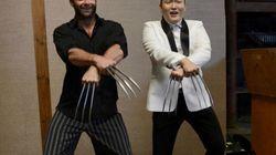 Wolverine se met au «Gangnam Style»