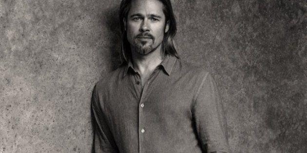 Chanel N°5: Brad Pitt, premier homme égérie d'un parfum féminin