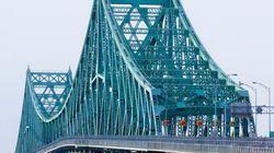 Montréal dans le palmarès des villes où il y a le pire trafic en Amérique du Nord