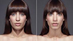 Seriez-vous plus beau avec un visage symétrique? PHOTOS à
