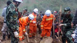19 élèves tués dans un glissement de terrain en