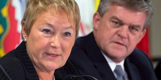 Les premiers ministres réunis à Halifax pour discuter d'enjeux