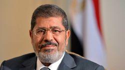 Le président islamiste égyptien Mohamed Morsi renforce ses