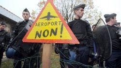 France: un projet d'aéroport provoque des affrontements