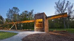 Aux États-Unis, un parc entièrement conçu à partir d'un