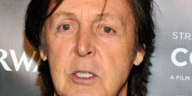 Nirvana se reforme le temps d'un concert et Paul McCartney remplace Kurt Cobain