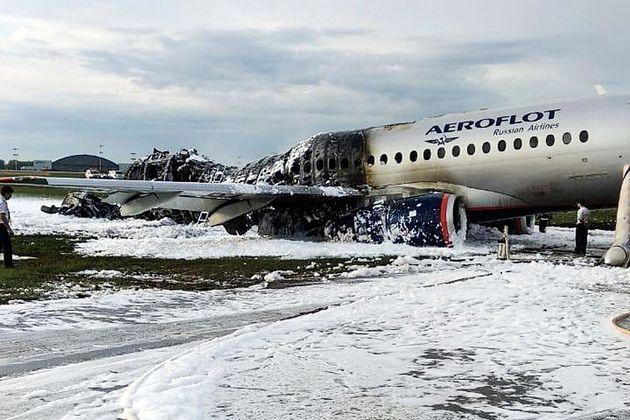 O απολογισμός της αεροπορικής τραγωδίας στη