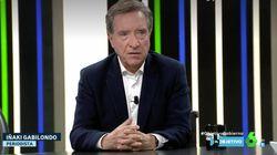 Iñaki Gabilondo se moja en 'El Objetivo' sobre el futuro de Pablo Casado al frente del