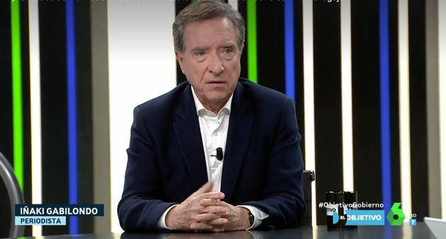 Iñaki Gabilondo se moja en 'El Objetivo' (laSexta) sobre el futuro de Pablo Casado al frente del