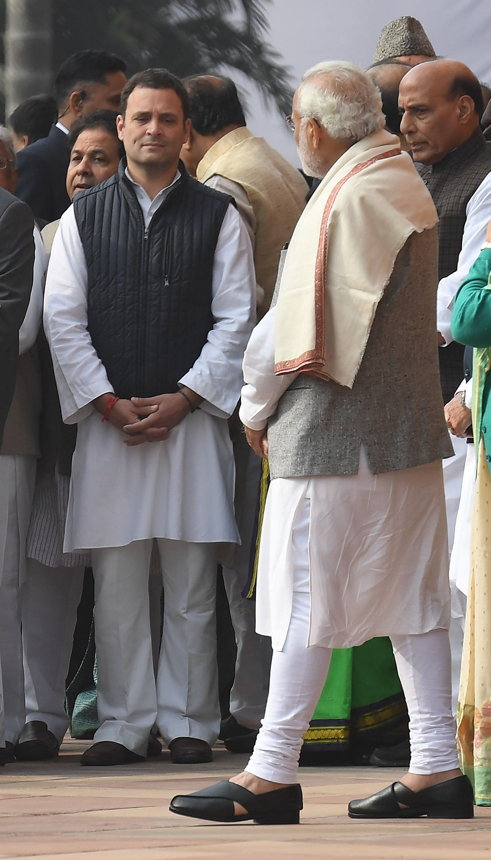 Modi's 'Bhrashtachari' Remark: Opposition Condemns PM, Rahul Adds A 'Huge