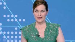 El detalle de Raquel Martínez (TVE) que pasó inadvertido en directo:
