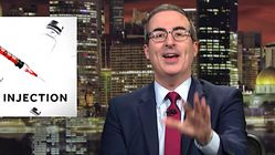 John Oliver's Sex-With-Your-Mom Analogy For Lethal Injection Is