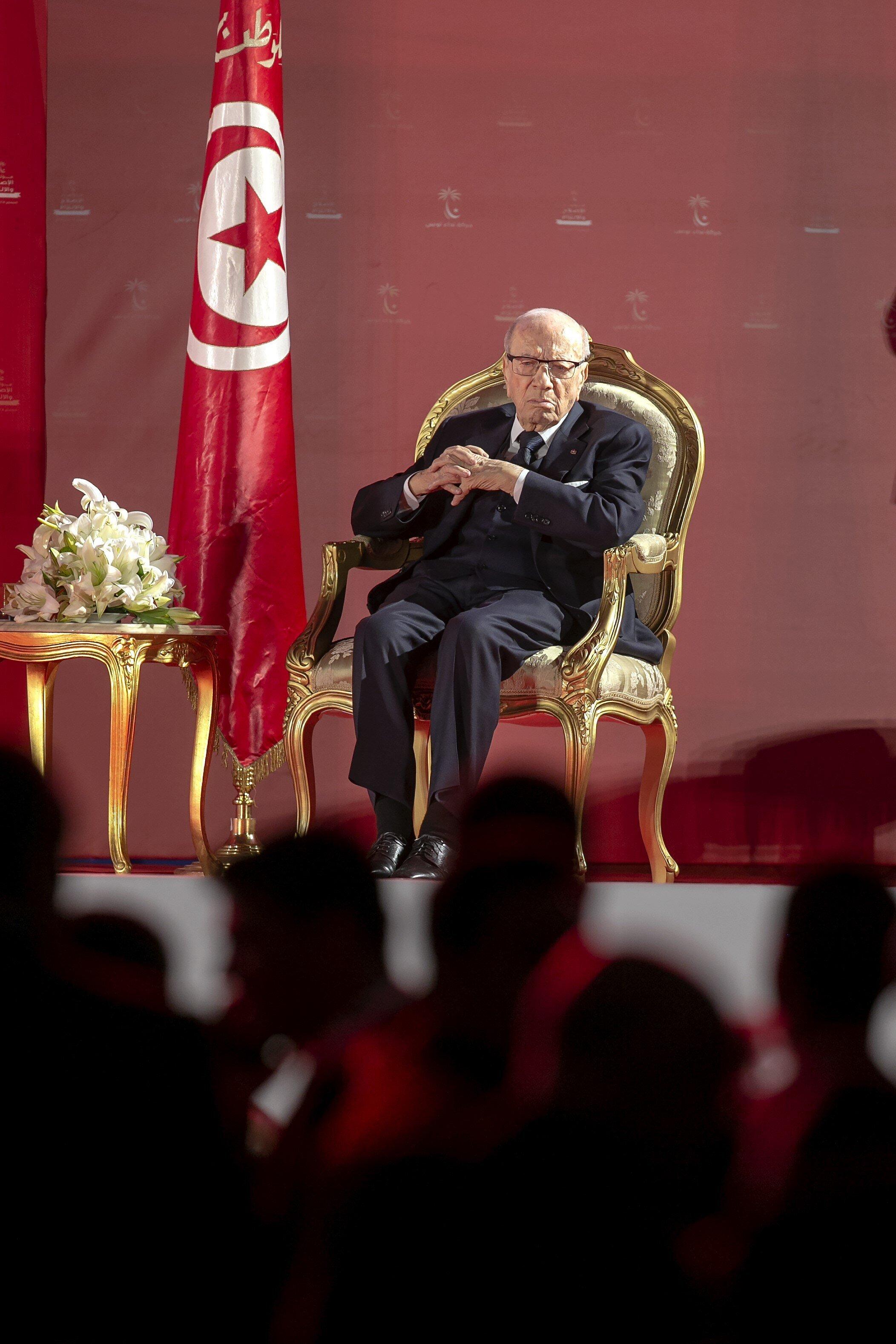 Béji Caid Essebsi: