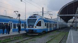 Trains: aménagement des horaires pour le mois de