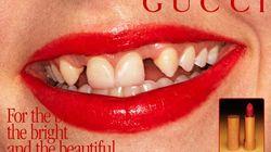 La dernière campagne Gucci pour rouges à lèvres veut vous faire aimer vos