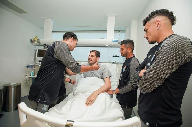 Casillas se pone bailongo en su segundo mensaje tras sufrir el