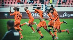 Football: La Renaissance de Berkane se qualifie pour sa première finale