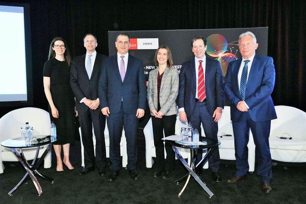 Η ΕΔΕΥ στο Eastmed - New York Investment Summit
