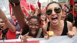 Le PLQ dit non au droit de grève