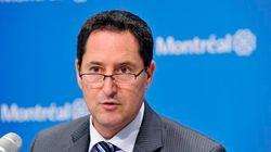 Le maire de Montréal par intérim choisi le 16 novembre