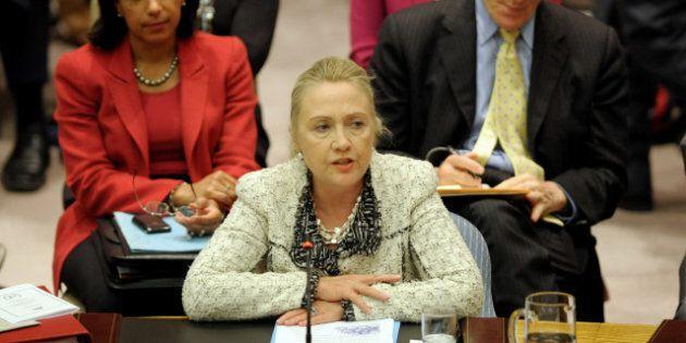 Hillary Clinton s'en ira après la transition avec son