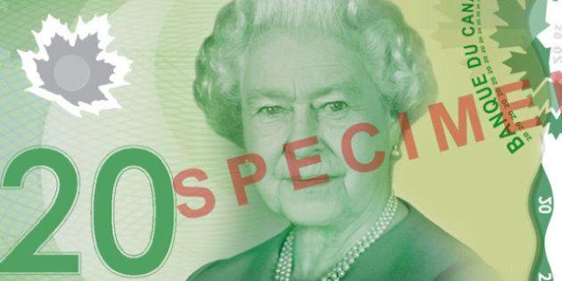 Le nouveau billet de 20 $ en polymère est mis en circulation mercredi au Canada