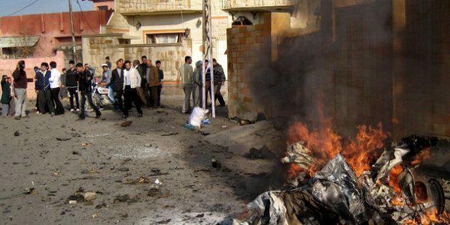 Irak: au moins 39 morts dans une série d'attentats visant les