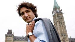 Justin Trudeau se lance