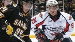 Le Canadien choisit Alex Galchenyuk au troisième rang du premier