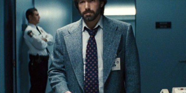 Le thriller de Ben Affleck «Argo» en tête du box-office
