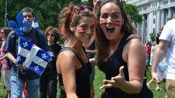Journée de manifestation nationale à Montréal et à