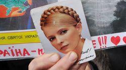 Les électeurs aux urnes en Ukraine, Timochenko