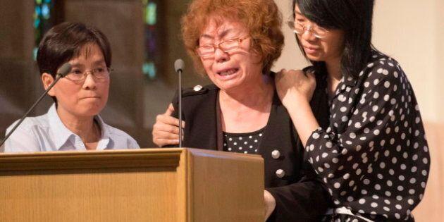 La mère de Lin Jun se convertit au christianisme, «la parole de Dieu l'a