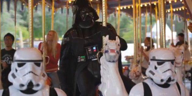 Darth Vader et «Star Wars» chez Disney: que va faire Darth Vader à Disneyland?