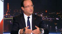François Hollande: le changement, c'est dans deux
