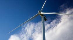 Un nouveau parc éolien en
