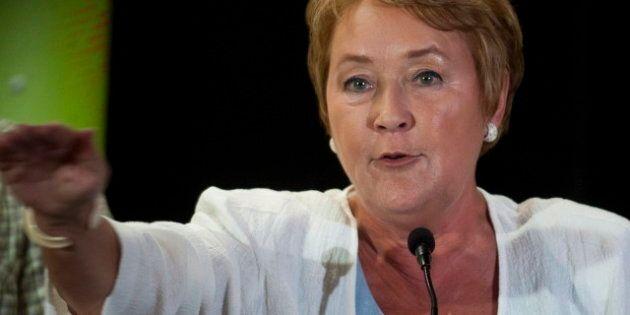 Pauline Marois veut frapper fort contre la corruption dès la prochaine